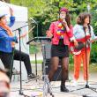 Quelques instantanés de la fête de l'Iris au Parc de Bruxelles, ce dimanche après-midi