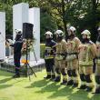 Cérémonie de commémoration de l'incendie de l'Innovation du 22 mai 1967